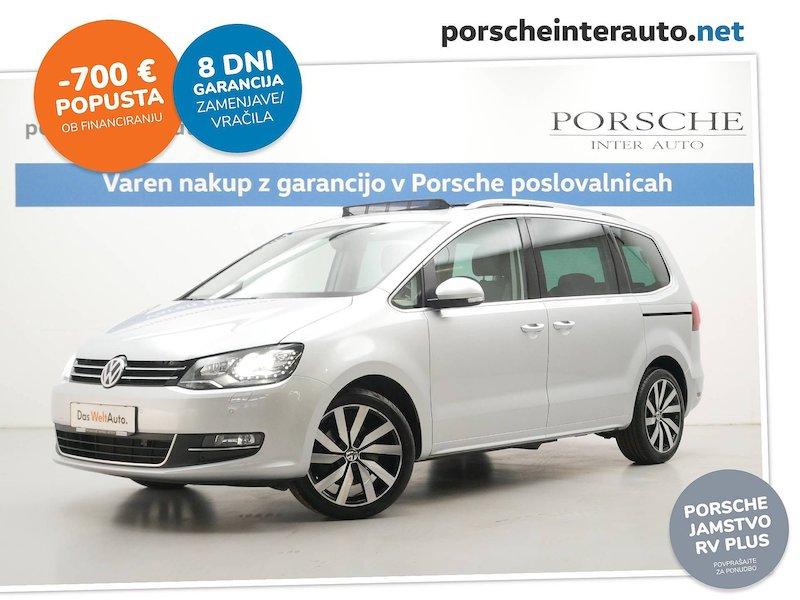 Volkswagen Sharan 2.0 TDI Style - SLOVENSKO VOZILO