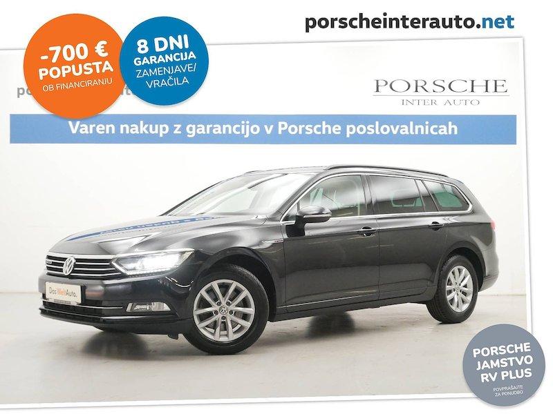 Volkswagen Passat Variant 4motion 2.0 TDI BMT Comfortline