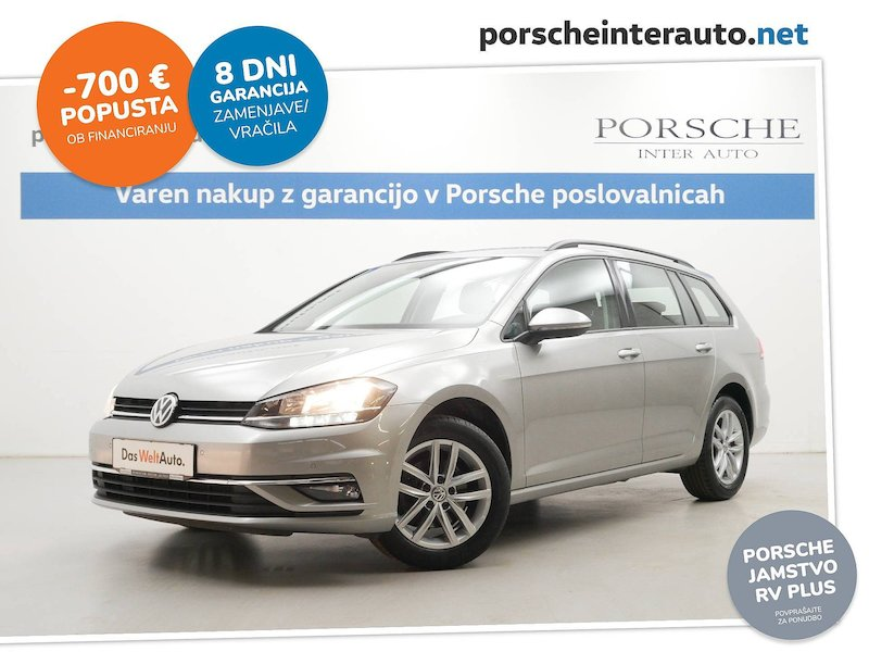 Volkswagen Golf Variant 2.0 TDI BMT Comfortline - SLOVENSKO VOZILO