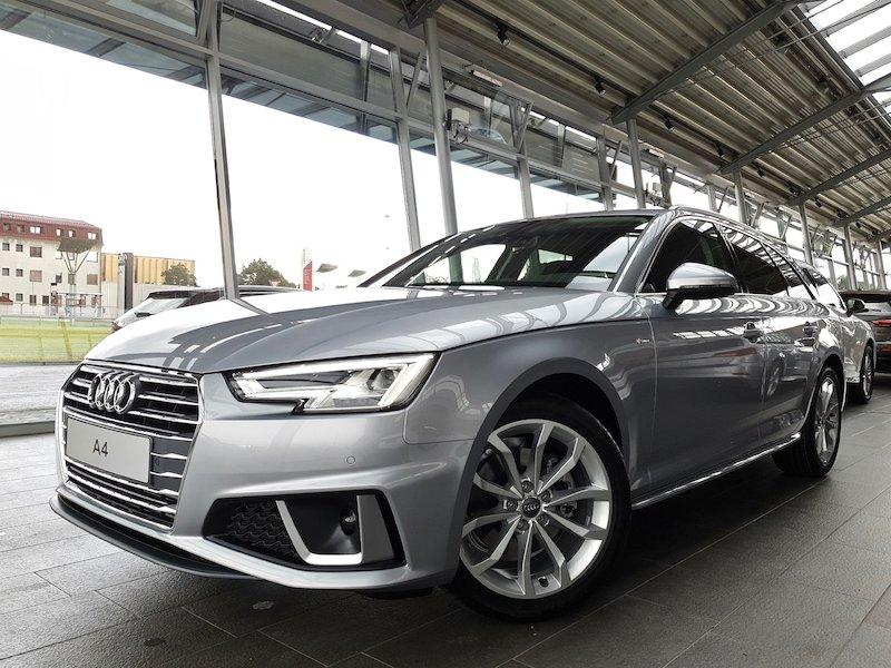 Audi A4 Avant 35 TFSI S tronic S line - AUDI BON