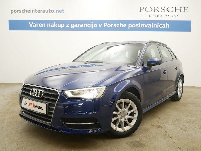 Audi A3 Sportback 1.6 TDI ultra Attraction - V PRIHODU