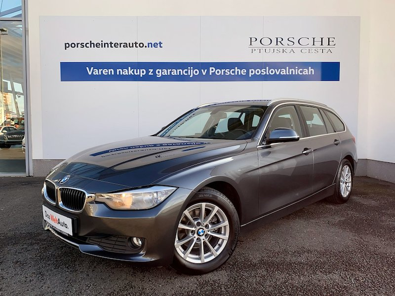 BMW serija 3 318d Touring - NAVI-TEMPOMAT-PDC-BT