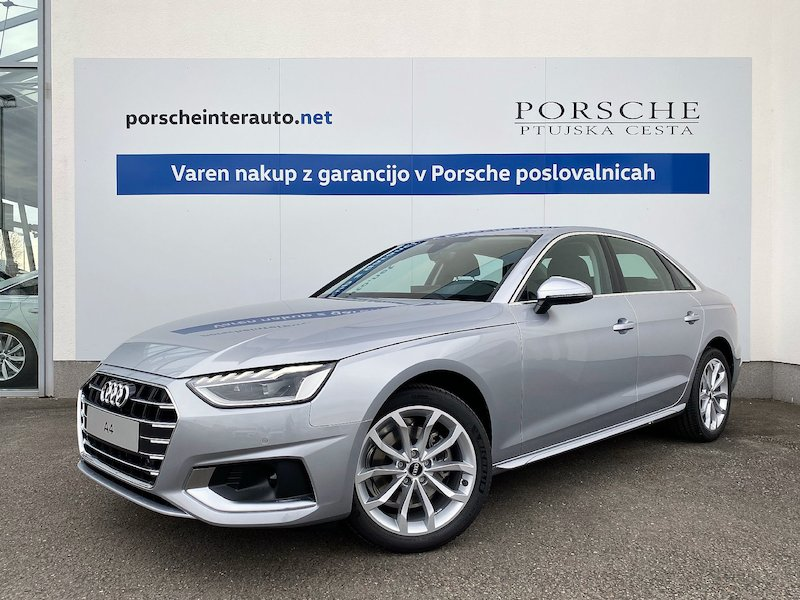 Audi A4 35 TDI Advanced S tronic - AUDI BON