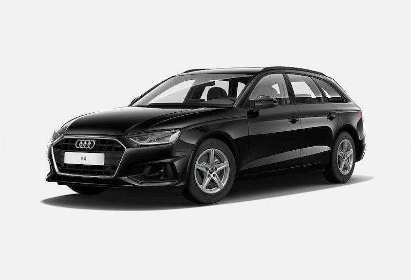 Audi A4 Avant 30 TDI S tronic - AUDI BON