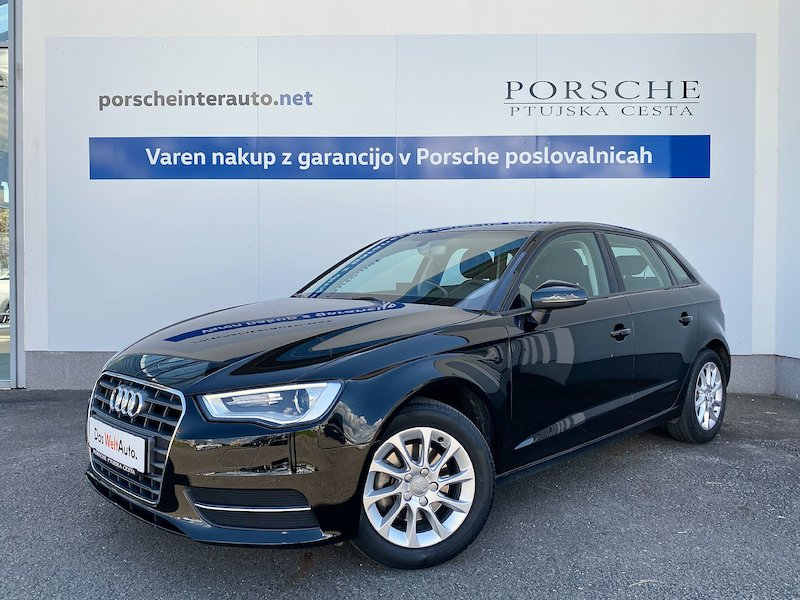 Audi A3 Sportback 1.2 TFSI Attraction - SLOVENSKO VOZILO