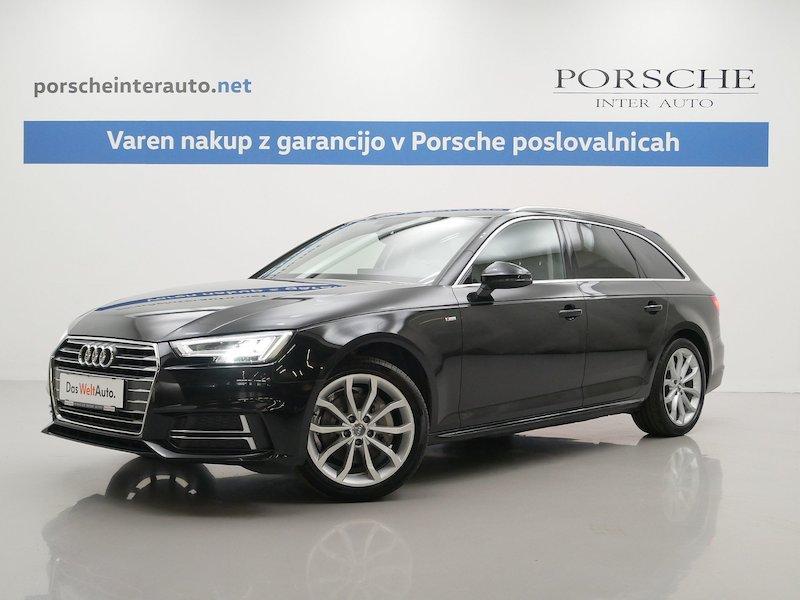Audi A4 Avant 2.0 TDI S tronic S line - V PRIHODU
