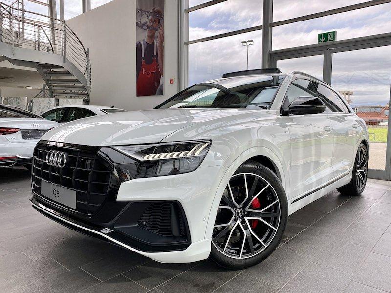 Audi Q8 quattro 50 TDI Tiptronic S line