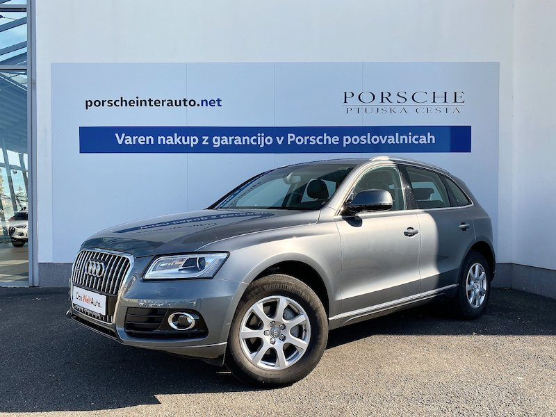 Audi Q5 quattro 2.0 TDI Business Plus S-tronic - SLO