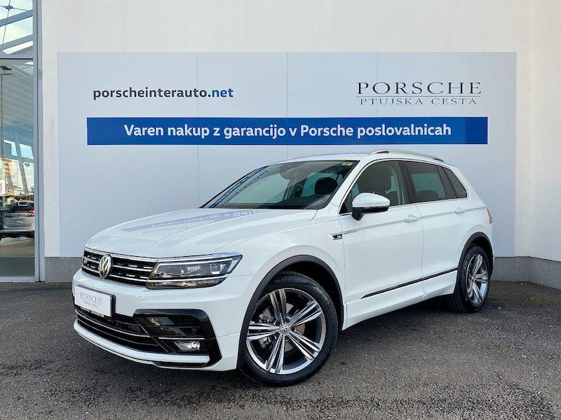 Volkswagen Tiguan 2.0 TDI BMT R-Line Edition - SLOVENSKO VOZILO