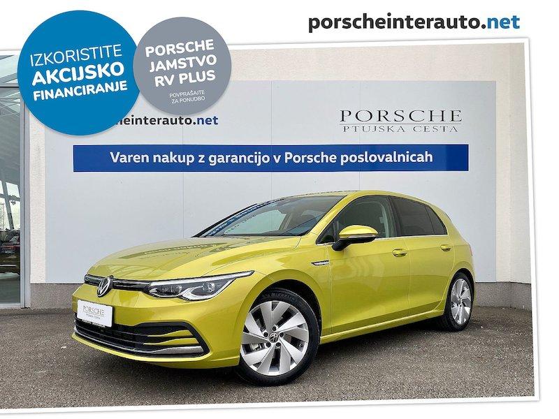 Volkswagen Golf 2.0 TDI BMT Style DSG - SLOVENSKO VOZILO