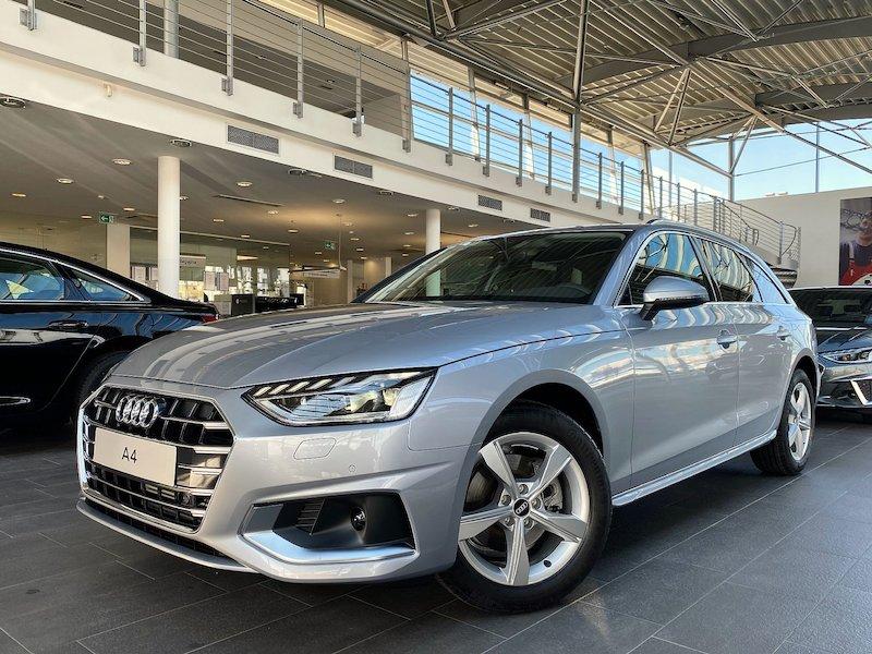 Audi A4 Avant 35 TFSI Advanced S tronic - AUDI BON