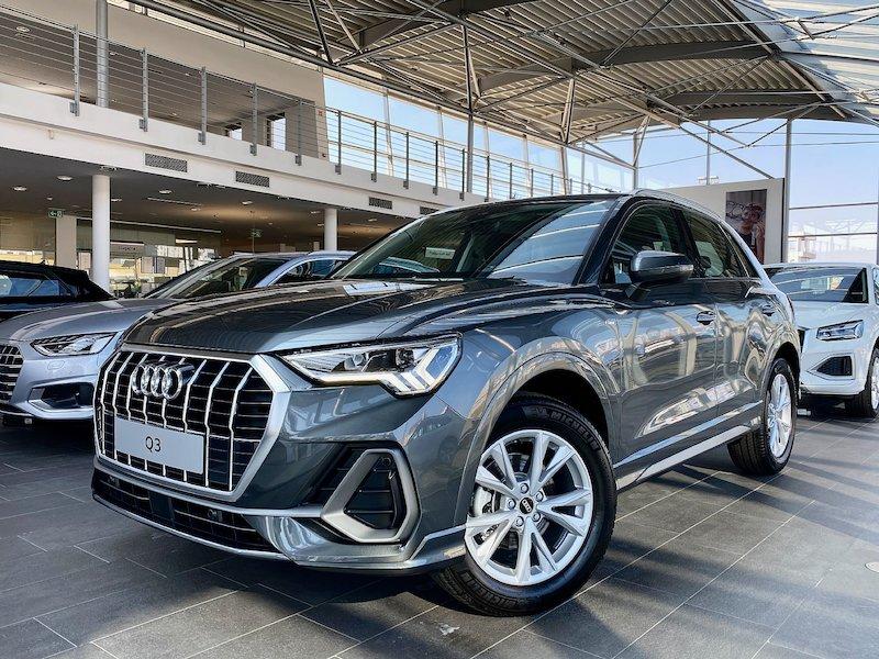 Audi Q3 35 TDI S line S tronic - AUDI BON