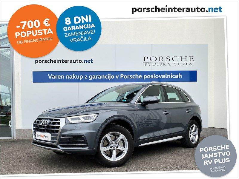 Audi Q5 quattro 2.0 TDI Sport S tronic - SLOVENSKO VOZILO
