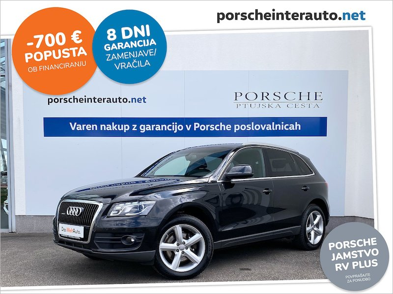 Audi Q5 quattro 3.0 TDI DPF S-tronic S line - SLOVENSKI