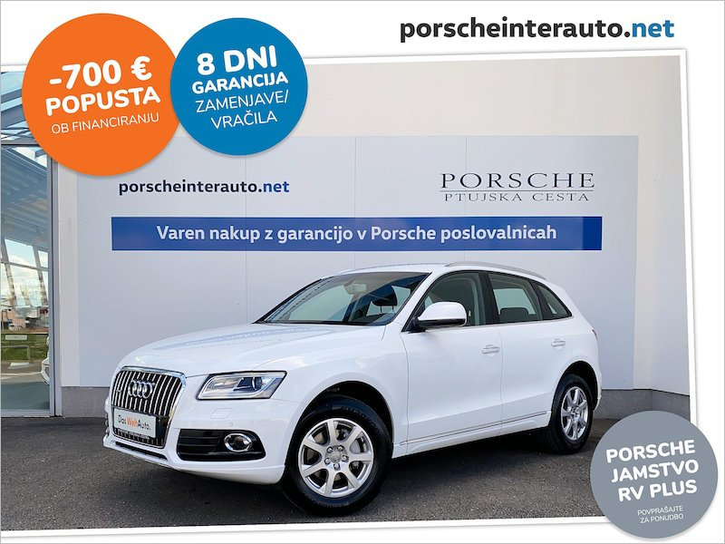 Audi Q5 quattro 2.0 TDI clean diesel Business Plus - SLO