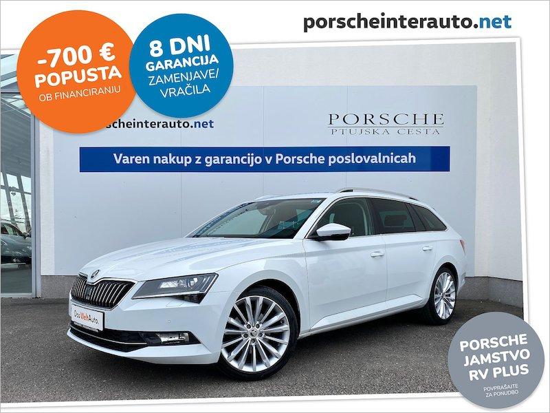 Škoda Superb Combi 2.0 TDI L K DSG - SLOVENSKO VOZILO