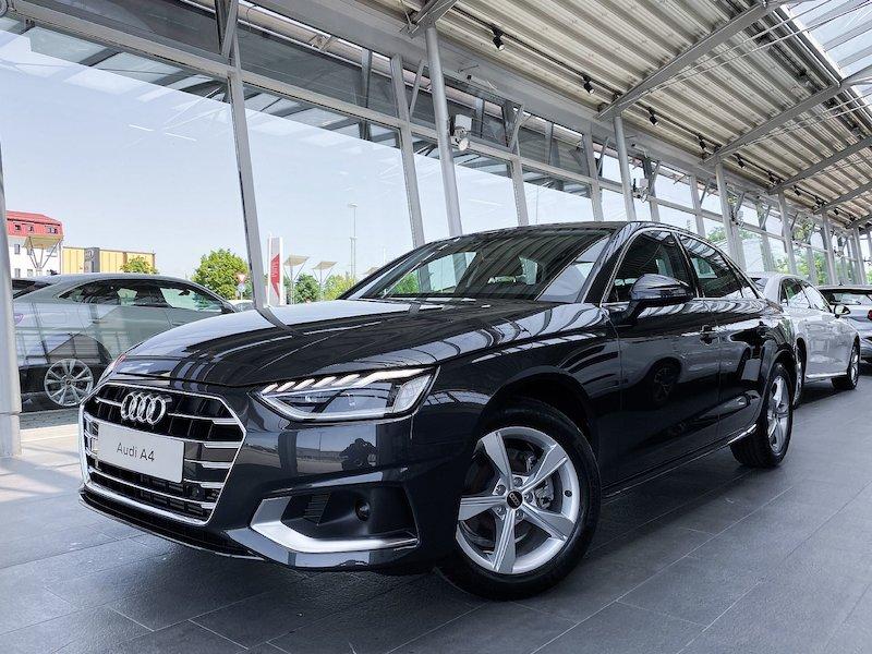 Audi A4 35 TFSI Advanced S tronic - AUDI BON