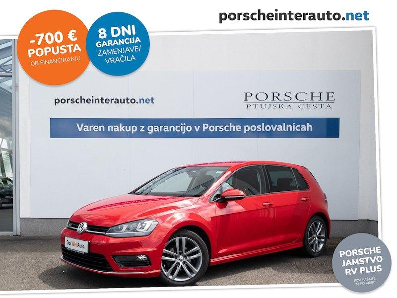 Volkswagen Golf 1.2 TSI BMT R-Line Edition - SLOVENSKO VOZILO