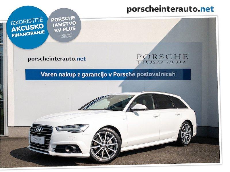 Audi A6 Avant 3.0 TDI quattro S tronic S line - SLOVENSKI