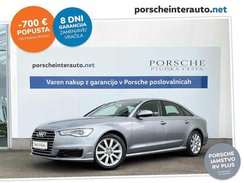 Audi A6 2.0 TDI ultra Business S tronic - SLOVENSKO VOZILO