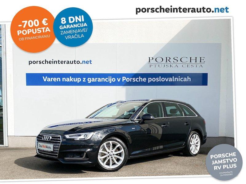 Audi A4 Avant 2.0 TDI S tronic S line - SLOVENSKO VOZILO