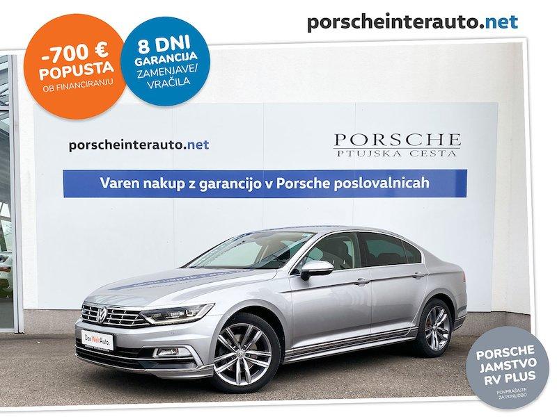 Volkswagen Passat 2.0 TDI BMT R-Line Edition DSG - SLOVENSKO VOZILO