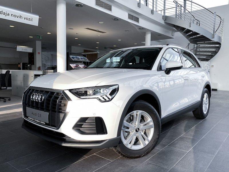 Audi Q3 35 TFSI - AUDI BON - ZALOGA