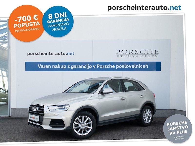 Audi Q3 2.0 TDI Style - SLOVENSKO VOZILO