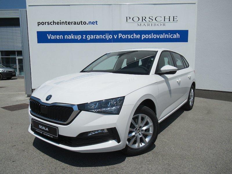 Škoda Scala 1.5 TSI DSG Ambition