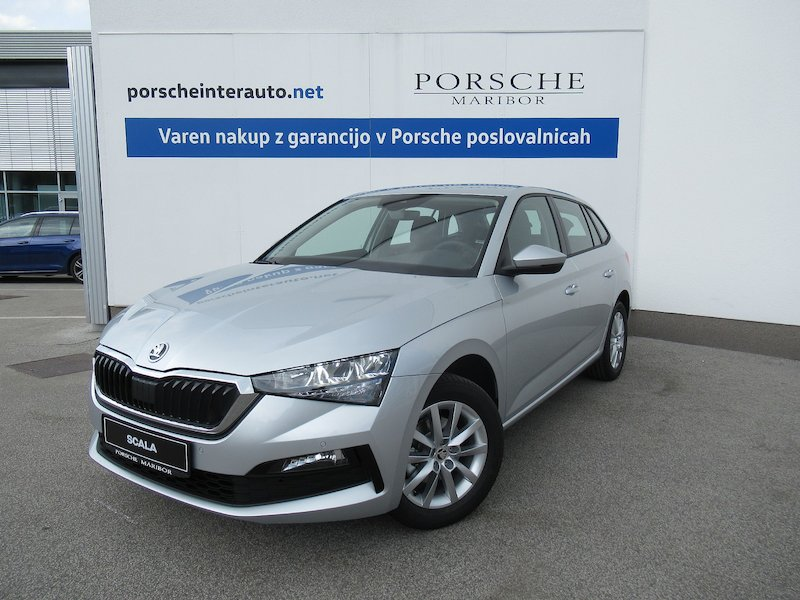 Škoda Scala 1.5 TSI ACT DSG Ambition