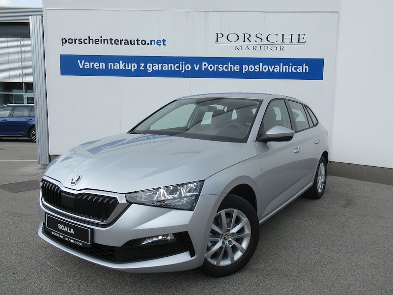 Škoda Scala 1.5 TSI ACT DSG Ambition