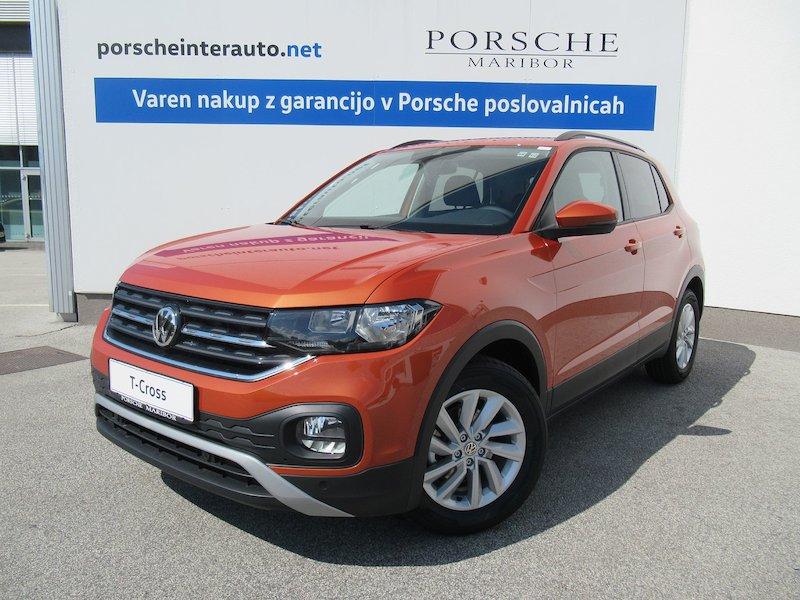Volkswagen T-Cross 1.6 TDI Life