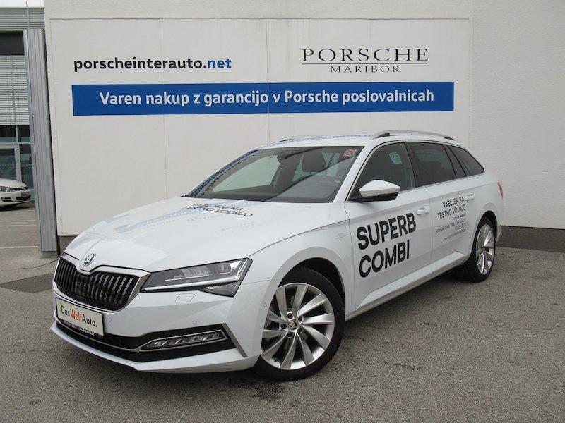 Škoda Superb Combi 2.0 TDI L K DSG