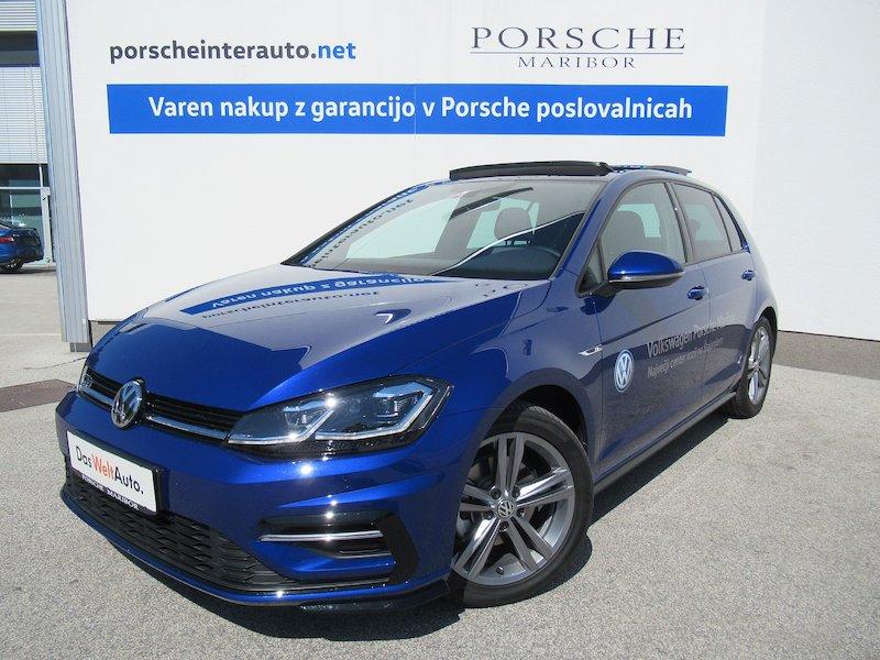 Volkswagen Golf 2.0 TDI BMT R-Line Edition
