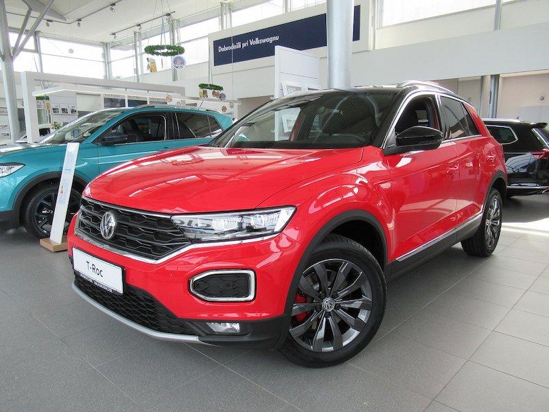 Volkswagen T-Roc 1.5 TSI BMT Sport CENA FINANCIRANJA