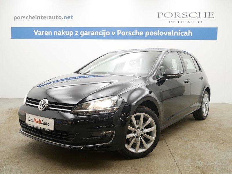 Volkswagen Golf 1.6 TDI BMT Highline