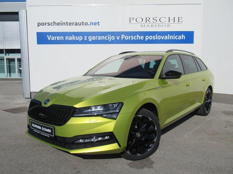 Škoda Superb Combi 2.0 TDI Sportline DSG
