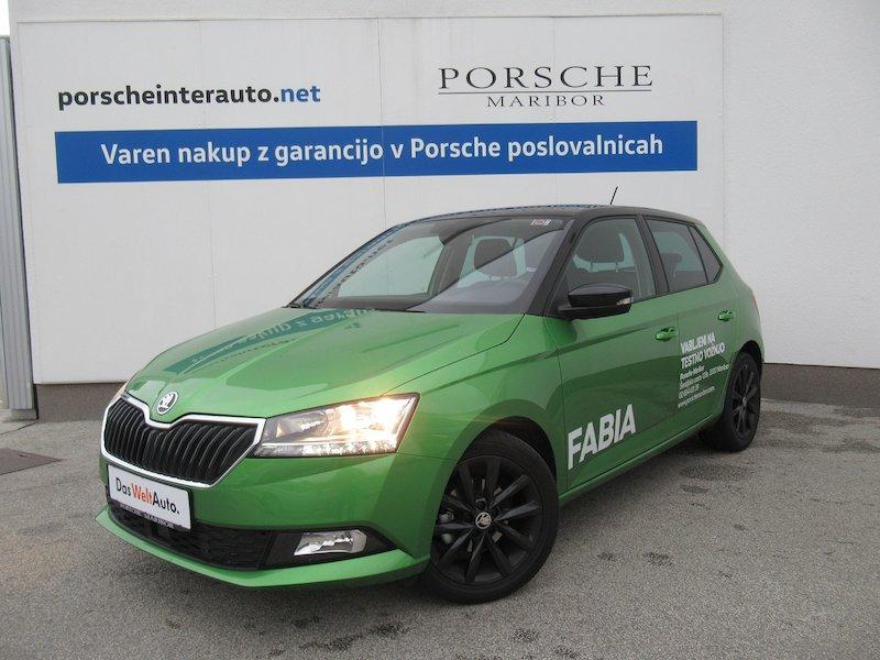 Škoda Fabia 1.0 TSI Style