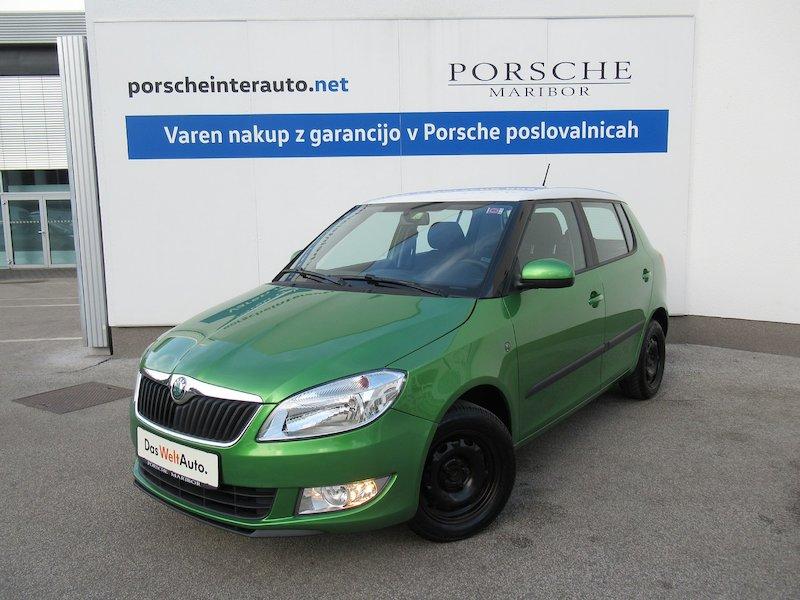 Škoda Fabia 1.2 TSI City
