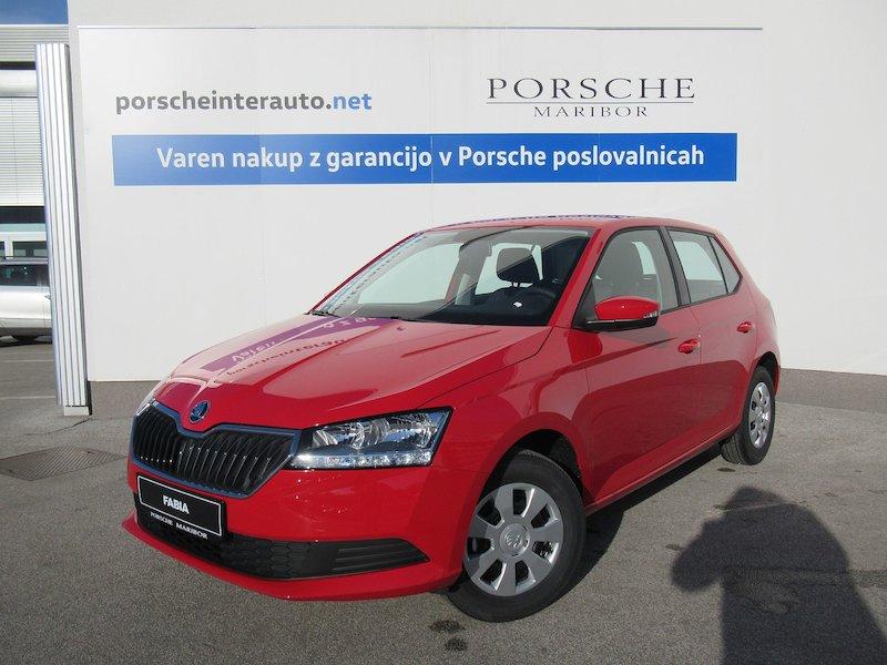 Škoda Fabia 1.0 TSI Active
