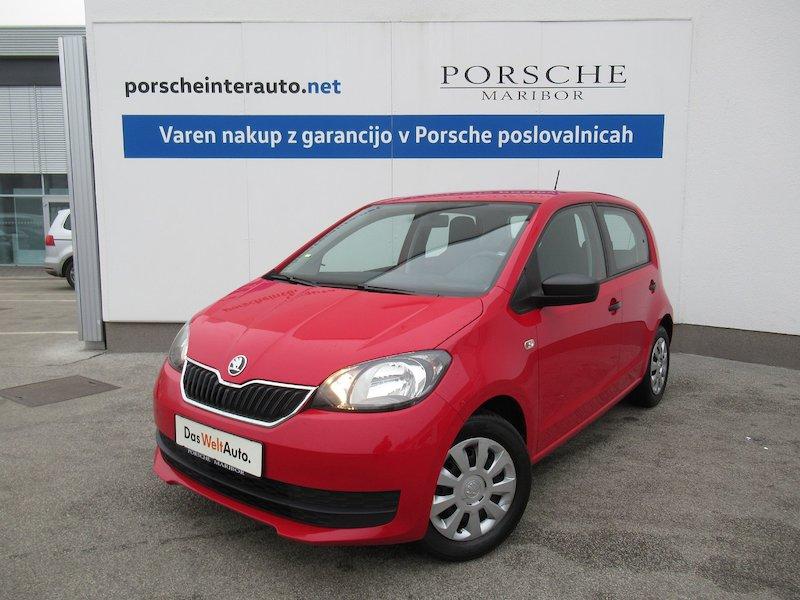 Škoda Citigo 1.0 Easy - SLOVENSKO VOZILO