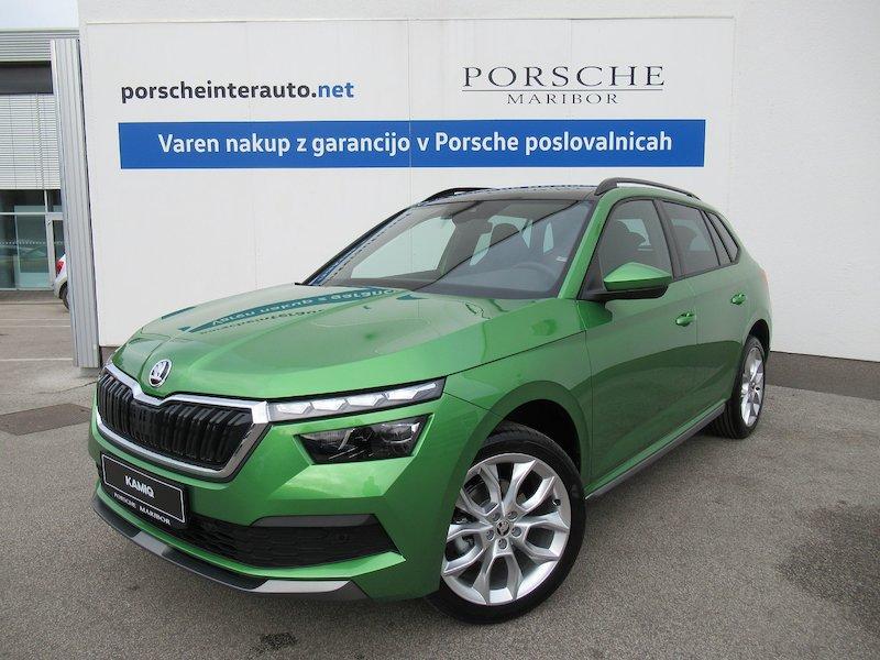 Škoda Kamiq Style 1.0 TSI