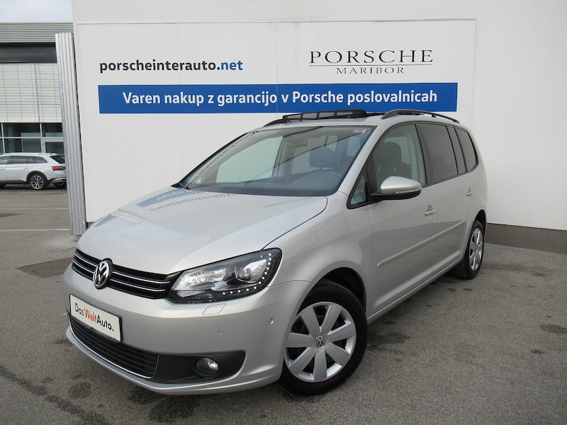 Volkswagen Touran 1.6 TDI BlueMotion Tech. Comfortline Sky