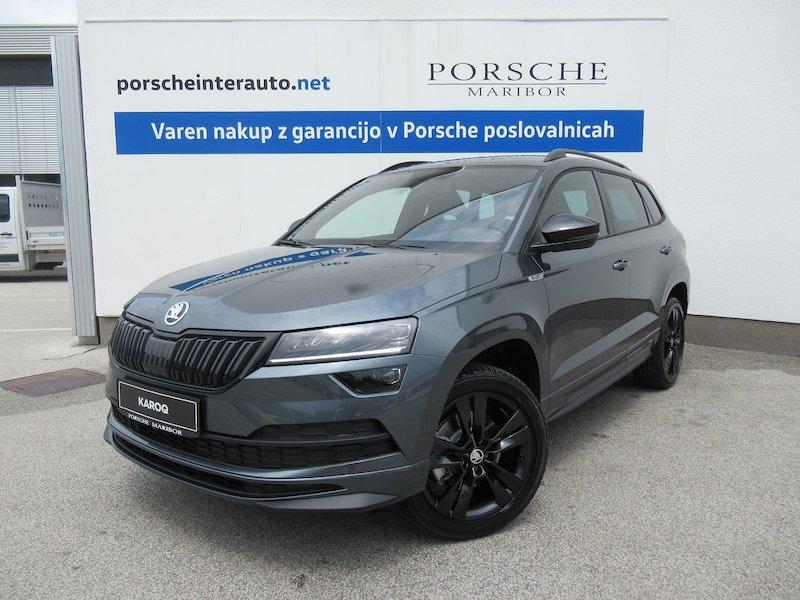 Škoda Karoq 1.5 TSI ACT Sportline
