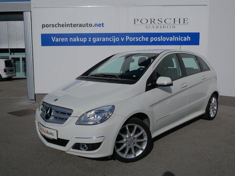 Mercedes-Benz B-Razred B 160 BlueEFFICIENCY - SLOVENSKO VOZILO