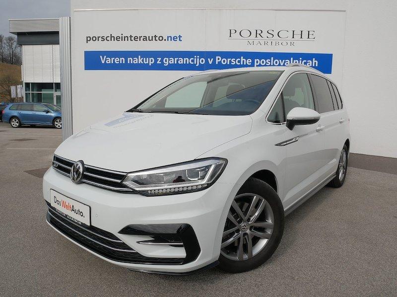 Volkswagen Touran 1.6 TDI BMT R-Line Edition - SLOVENSKO VOZILO