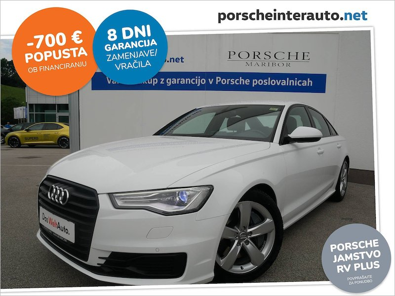 Audi A6 3.0 TDI clean diesel quattro Business Tiptronic