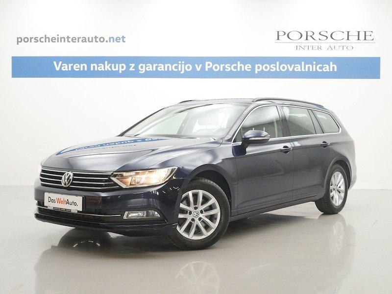Volkswagen Passat 2.0 TDI BMT Comfortline DSG