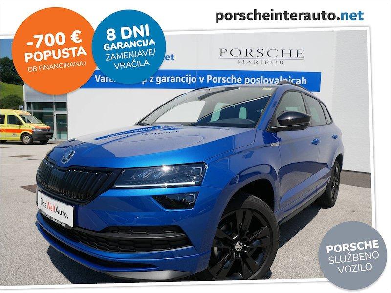 Škoda Karoq 1.6 TDI Sportline