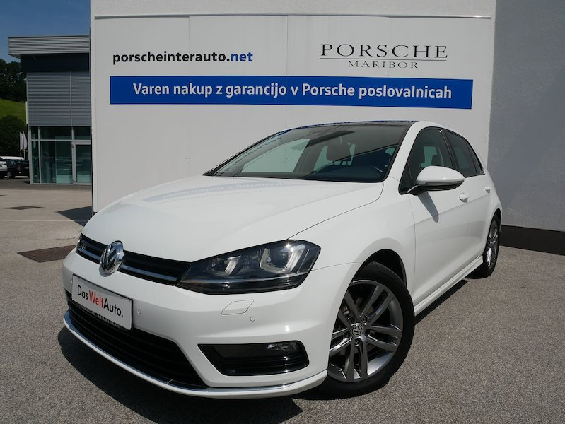 Volkswagen Golf 1.6 TDI BMT 40 let